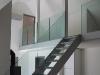 Treppe zu Galerie